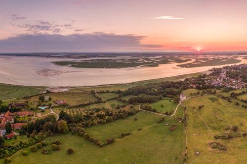 Saint Valery sur Somme - French Weekend Breaks
