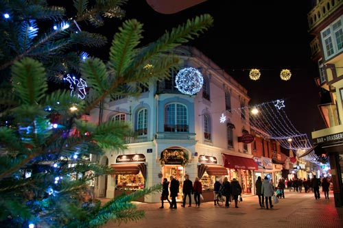 Le Touquet Christmas Market - French Weekend Breaks