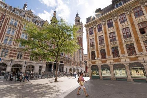 Lille- French weekend breaks
