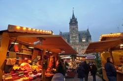 Magical christmas Market