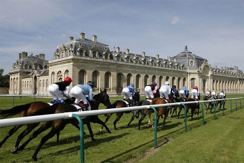 Golf courses in Northern France - horse museum Chantilly - French Weekend Breaks