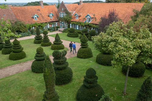 Jardin du Mont Recollets - Cassel - French Weekend Breaks