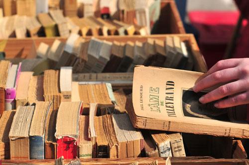 Arras flea market - French Weekend Breaks