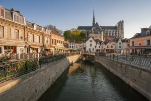 The Saint Leu District of Amiens - Visit France