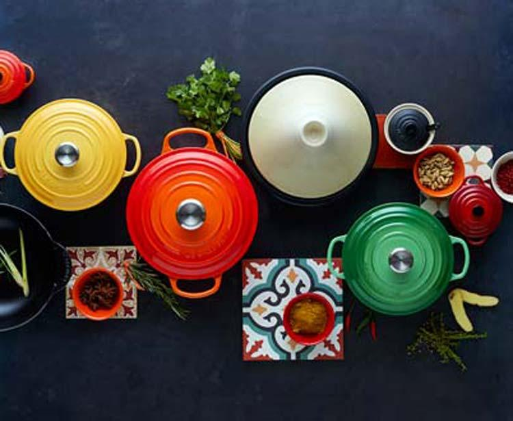 Le creuset - Northern France