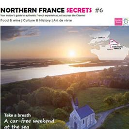 Northern France Secrets Magazine6 - picture - visit France