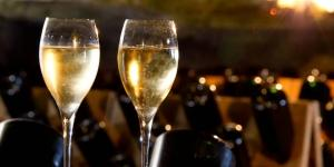 Stock up in the Champagne region