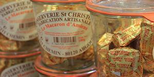 Picardy goodies at the Comptoir des Produits Régionaux de Saint Quentin