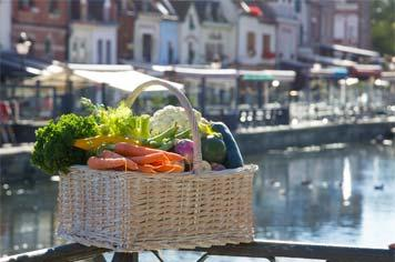 Amiens Market - French Weekend Breaks