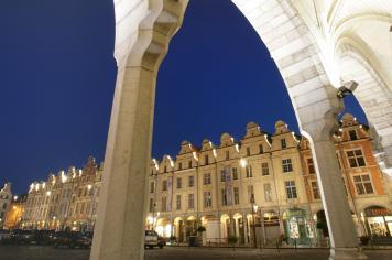 Arras square