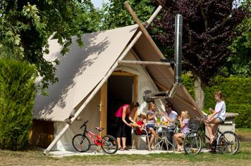 Campsites in Northern France - French Weekend Breaks
