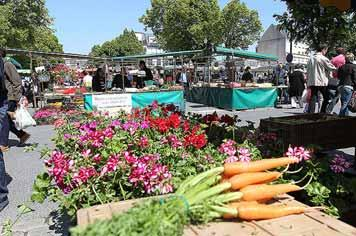 Saint Quentin market - Frenche Weekend Breaks