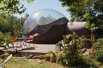 Glamping in France - French Weekend Breaks
