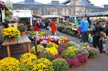 Lille Market - French Weekend Breaks