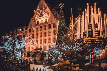 Northern France's Christmas Markets - French weekend breaks