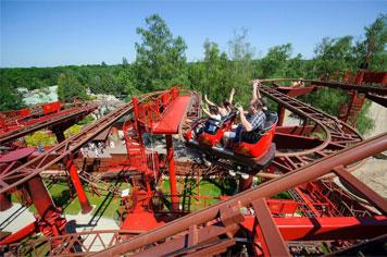Mer de Sable Theme Park - French Weekend Breaks
