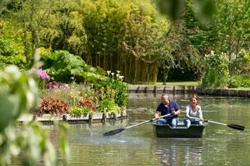 Floating Gardens Amiens Northern France - French Weekend Breaks