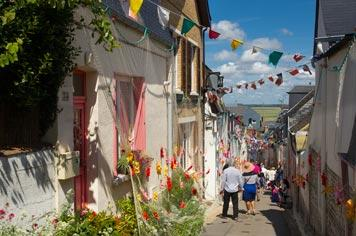 French village - Northern France - French Weekend Breaks