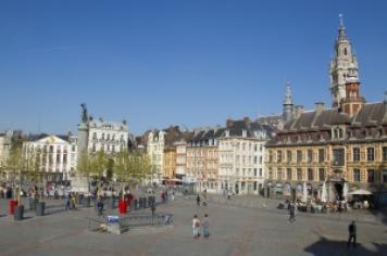 Lille center