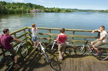 Family cycle route - Ailette - Northern France - French Weekend Breaks